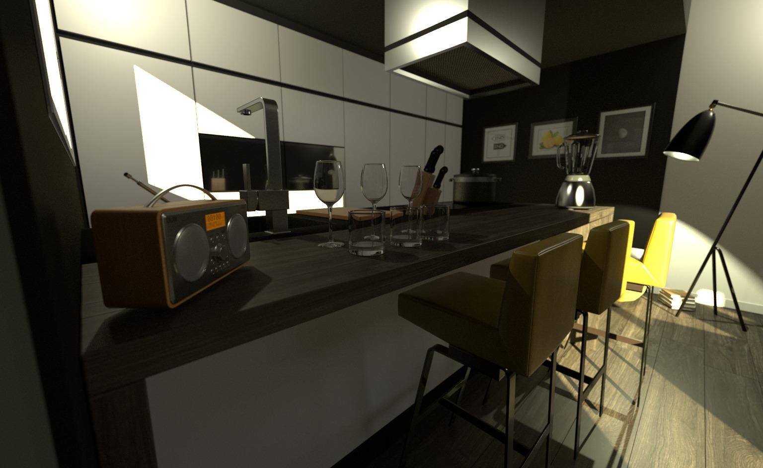 Studio cucina 1