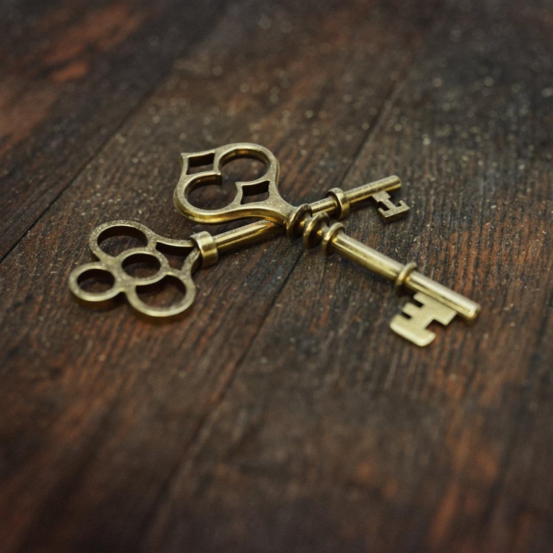 old-keys