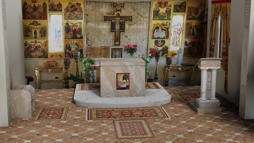 Altare Cappella rev
