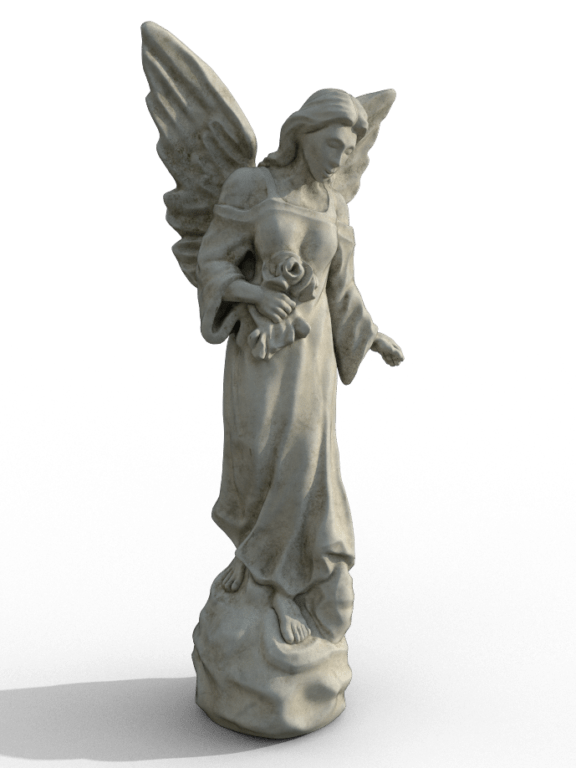 Statua Angelo 01