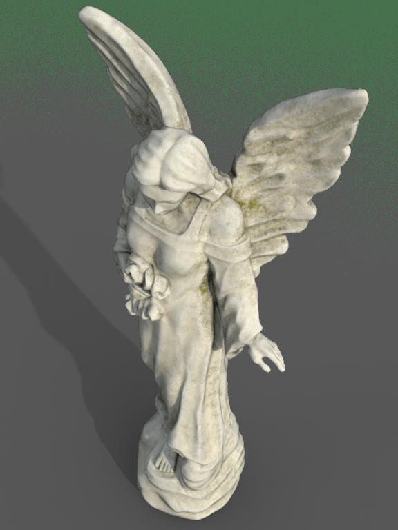 Statua Angelo 03