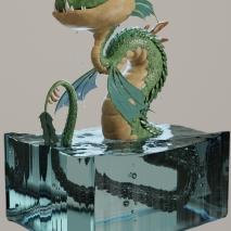 serpente-mariono-versione-3d