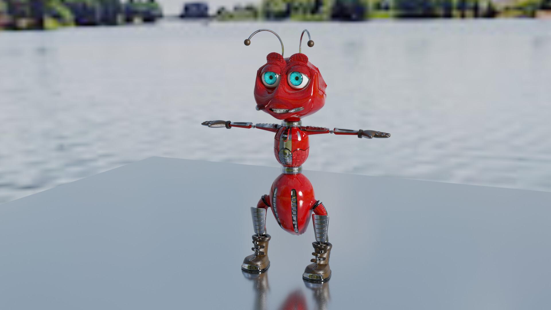ant-ony