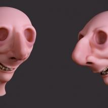 Character base head