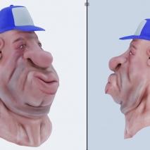 Concept personaggio