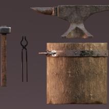 game-asset-blacksmiths-set
