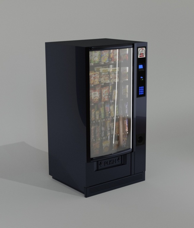 Distributore Automatico per Snack