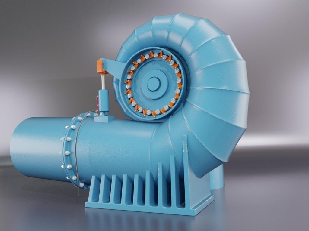 Turbina Francis - https://thegrendizerfanpro.wixsite.com/grendizerfanproject