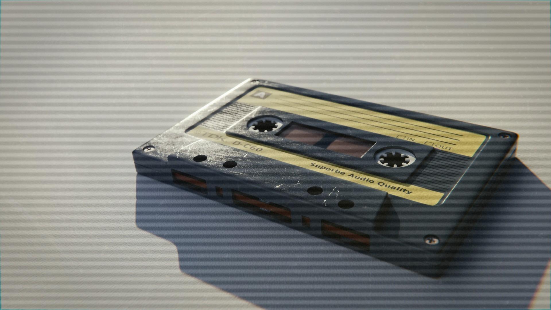 retro-audio-cassette