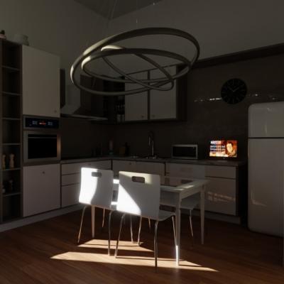 stanza-luce-solare