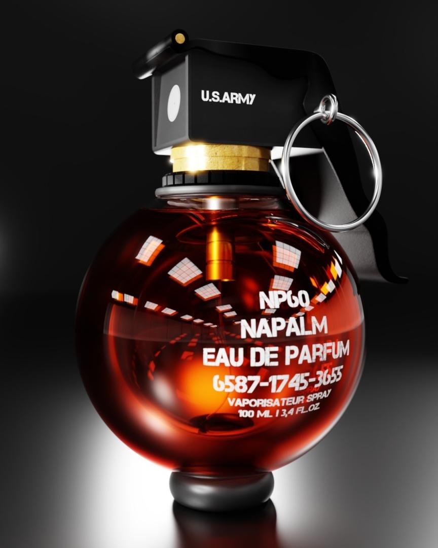 napalm-parfum