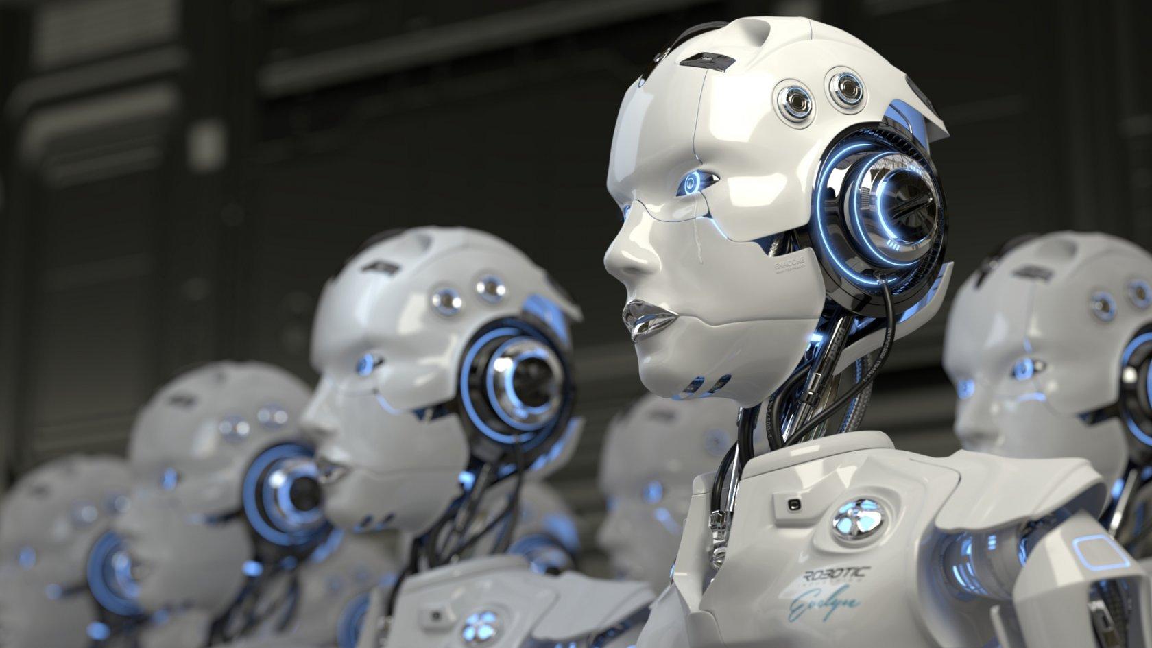 Robot Generation