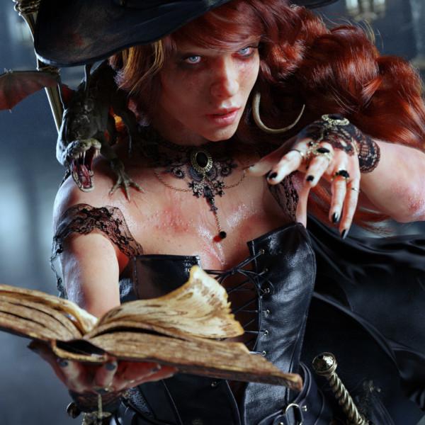 black-sorceress