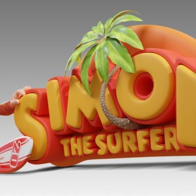 Simon The Surfer
