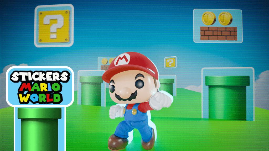 Stikers Mario World