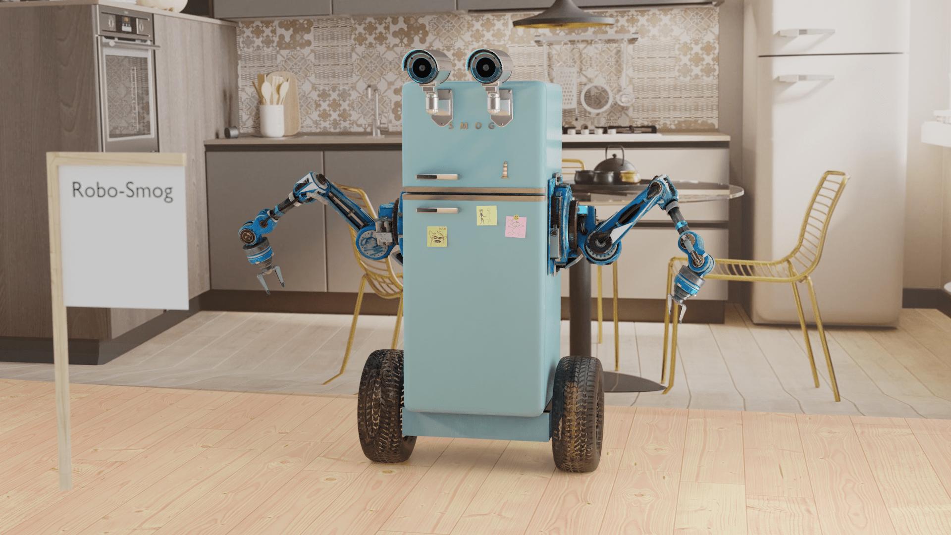 robo-smog