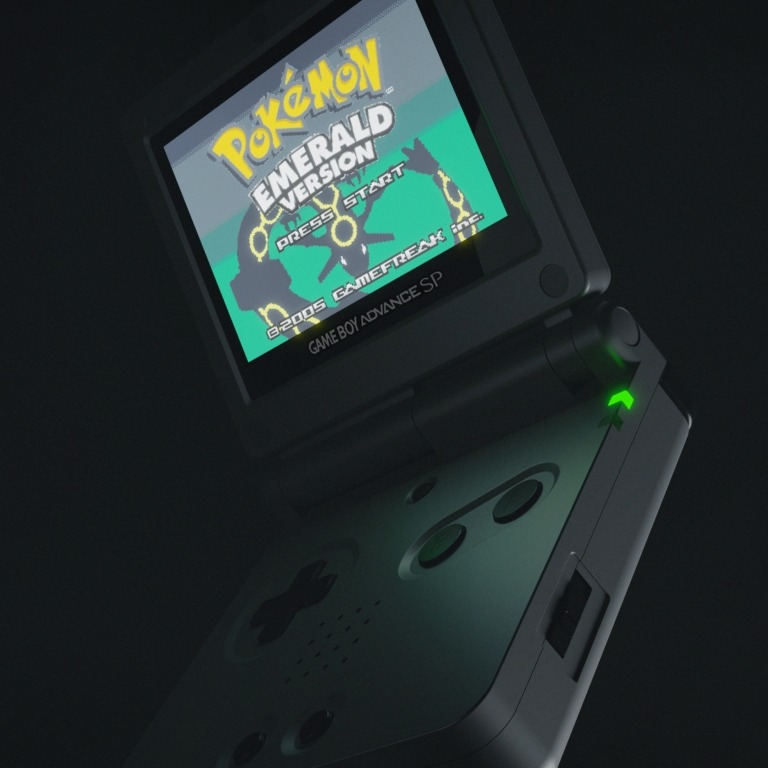 Gameboy sp