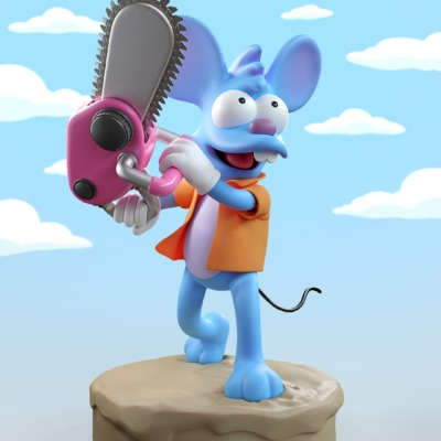 itchy-with-his-chainsaw-4