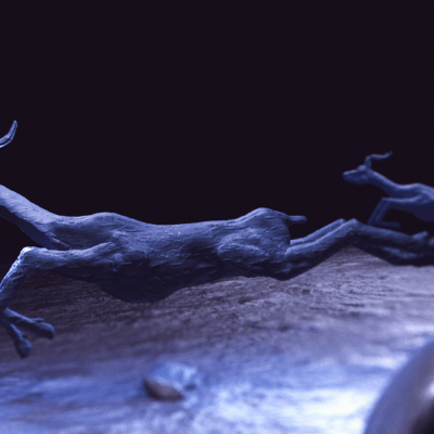 antilope-with-ground